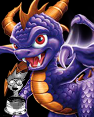 Skylander's Spyro's Adventure Box Art