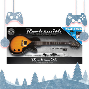 Guitar Center Rocksmith Bundle