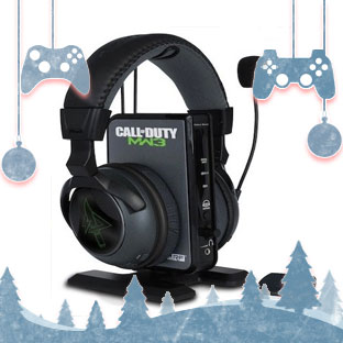 Modern Warfare 3 Turtle Beach Headset
