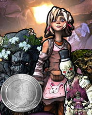Borderlands 2: Tiny Tina's Assault on Dragon Keep Box Art