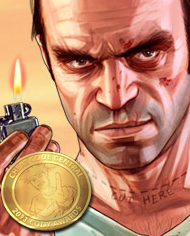 Trevor Philips in Grand Theft Auto V