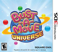 Bust-A-Move Universe Box Art