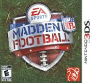 Madden NFL Football Box Art