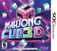 Mahjong Cub3d Box Art