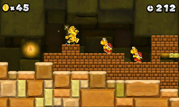 New Super Mario Bros. 2 Screenshot