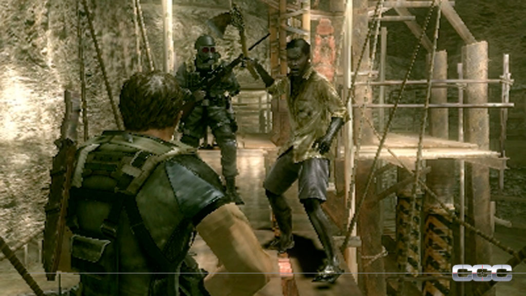Resident Evil: The Mercenaries 3D image