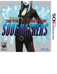 Shin Megami Tensei: Devil Summoner - Soul Hackers Box Art