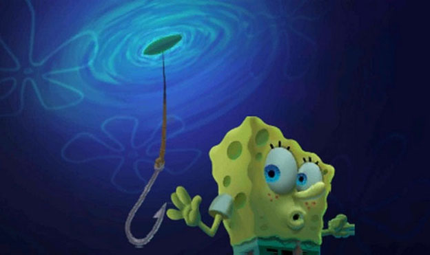 SpongeBob SquigglePants 3D Screenshot