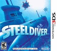 Steel Diver Box Art