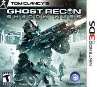 Tom Clancy's Ghost Recon: Shadow Wars Box Art