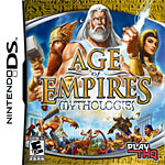 Age of Empires: Mythologies box art