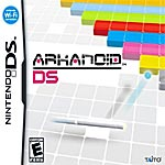 Arkanoid DS box art
