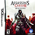 Assassin's Creed II: Discovery box art