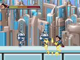 Astro Boy: The Video Game screenshot