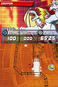 Bakugan: Battle Trainer screenshot