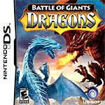 Battle of Giants: Dragons box art