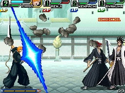 Bleach: The Blade of Fate screenshot