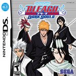 Bleach: Dark Souls box art