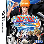 Bleach: The 3rd Phantom box art