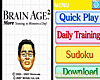 Brain Age 2: More Training in Minutes a Day screenshot - click to enlarge