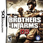 Brothers in Arms DS box art