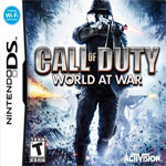 Call of Duty: World at War box art