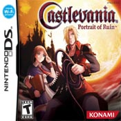 Castlevania: Portrait of Ruin box art
