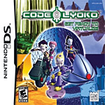 Code Lyoko box art