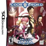 Code Lyoko: Fall of X.A.N.A. box art