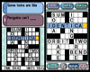Crosswords DS screenshot - click to enlarge