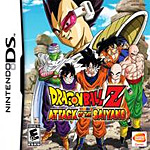 Dragon Ball Z: Attack of the Saiyans box art