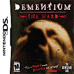 Dementium: The Ward box art