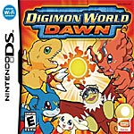 Digimon Dawn box art