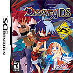 Disgaea DS box art