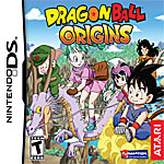 Dragon Ball: Origins box art