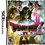 Dragon Quest IV: Chapters of the Chosen box art