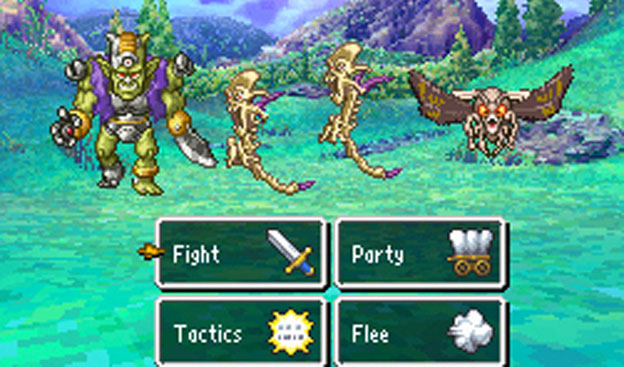 Dragon Quest VI: Realms of Revelation Screenshot