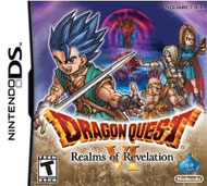 Dragon Quest VI: Realms of Revelation box art
