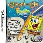 Drawn to Life: SpongeBob SquarePants Edition box art