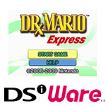 Dr. Mario Express box art