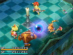 Final Fantasy Crystal Chronicles: Ring of Fates screenshot