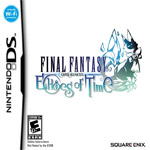 Final Fantasy Crystal Chronicles: Echoes of Time box art