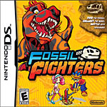 Fossil Fighters box art