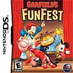 Garfield's Fun Fest box art