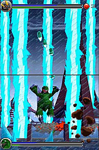 Godzilla Unleashed: Double Smash screenshot