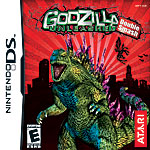 Godzilla Unleashed: Double Smash box art