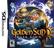 Golden Sun: Dark Dawn Box Art