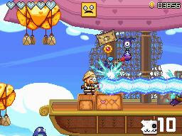 Henry Hatsworth in the Puzzling Adventure screenshot