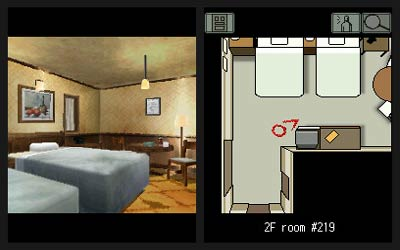 Hotel Dusk: Room 215 screenshot