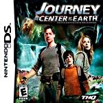 Journey to the Center of the Earth box art